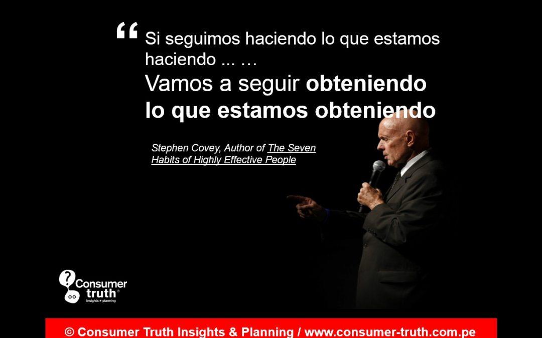 El verdadero valor de un insight no es hacer una campaña bonita, es agregar valor, direccionar la estrategia!