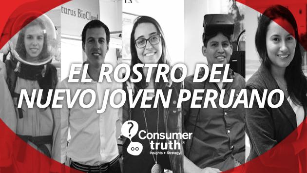 El Rostro del Nuevo Joven Peruano