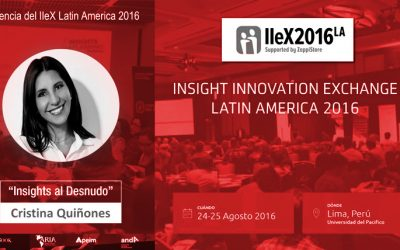 Insight Innovation Exchange Latin America 2016
