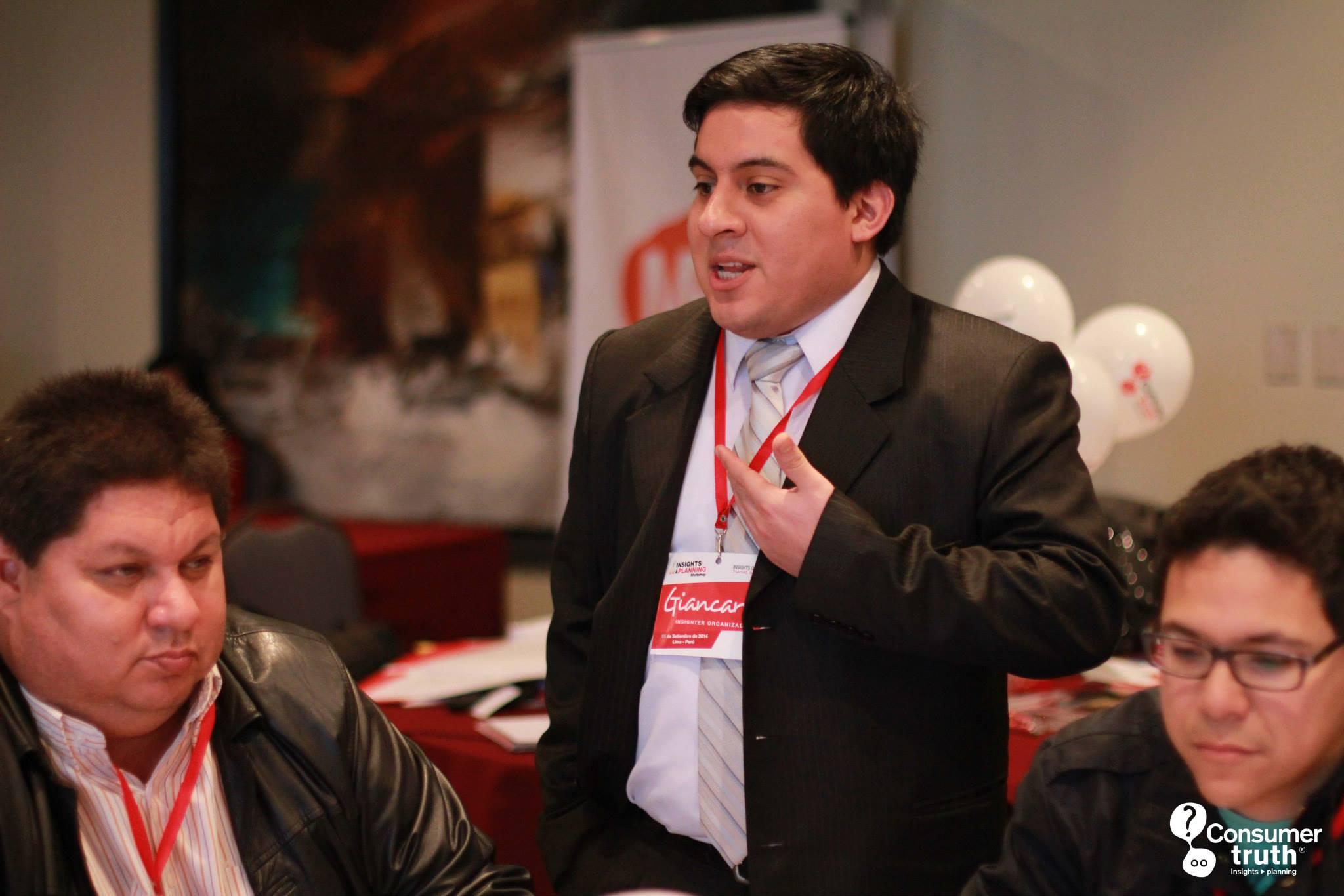INSIGHTS Planning Lima 2015
