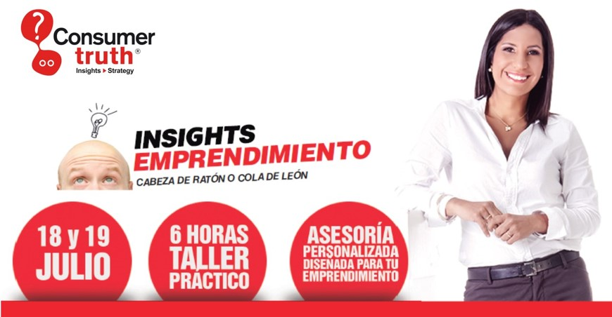 Workshop Insights de Emprendimiento