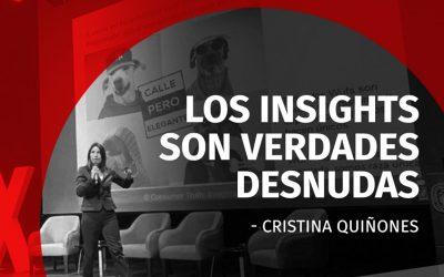 Verdades Desnudas en #iiexLATAM, el TED de los Insights & Innovación