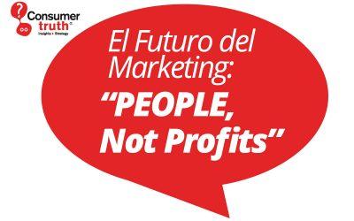 """El Futuro del Marketing: """"People, Not Profits"""". Excelente presentación de Julio Luque en la Sociedad Peruana de Marketing"""