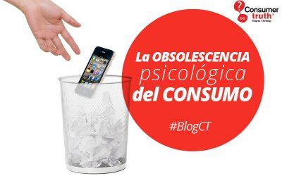 La obsolescencia psicológica en el consumo: Usar y Tirar. Gastar y Endeudar. Cambio por Cambiar.