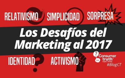 Los Desafíos del Marketing al 2017: Las 5 Tendencias Clave a atender