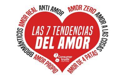 Las 7 Tendencias del Amor: Desnudando el amor en tiempos modernos