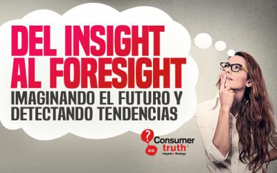 Del insight al foresight: Imaginando el futuro y detectando tendencias