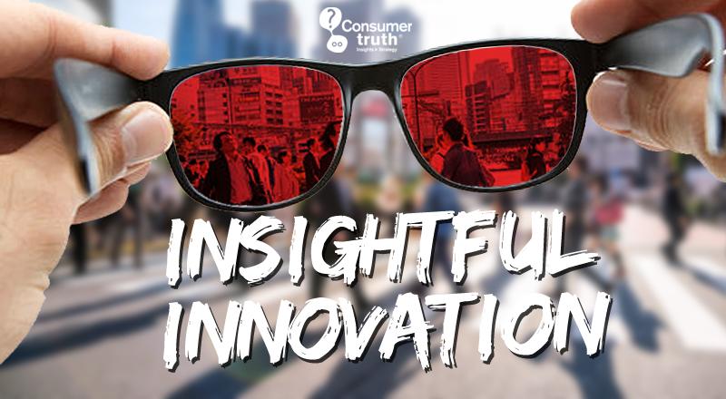 Insightful Innovation: La necesidad de mirar con otros lentes