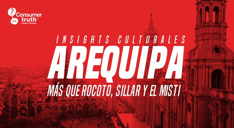 Insights Culturales: Arequipa, más que rocoto, sillar y el Misti