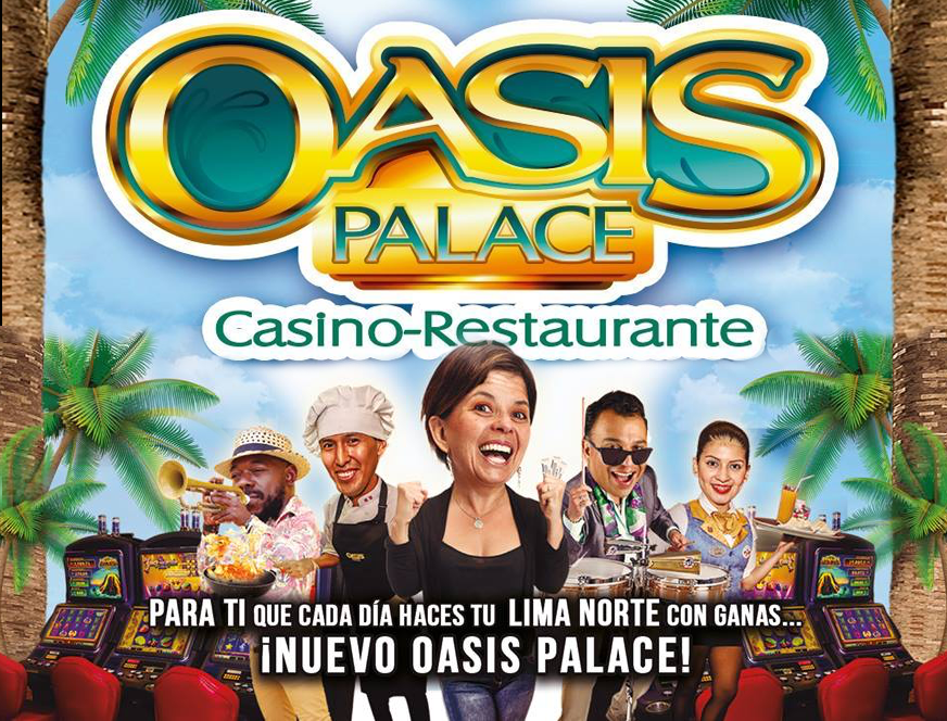 oasis palace newport