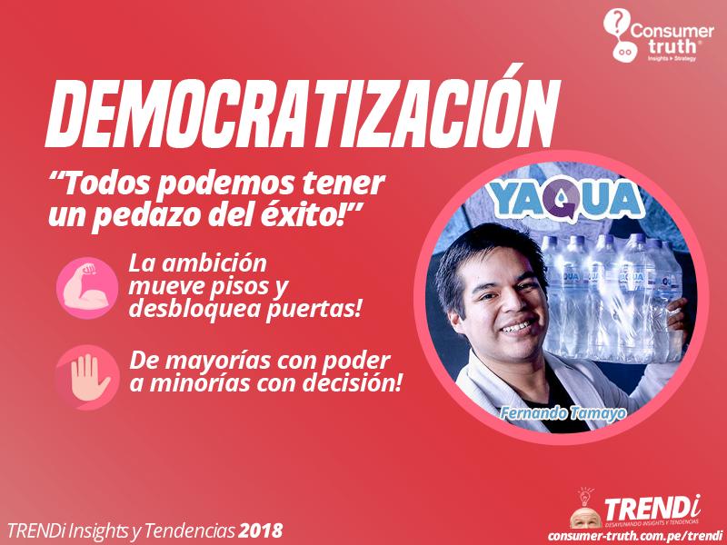 democratizacion