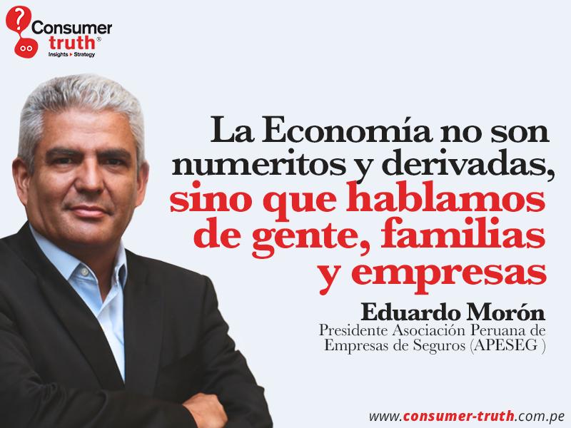 eduardo moron la economia no son numeritos y derivadas sino gente familias y empresas