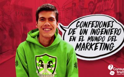 Confesiones de un ingeniero en el mundo del marketing