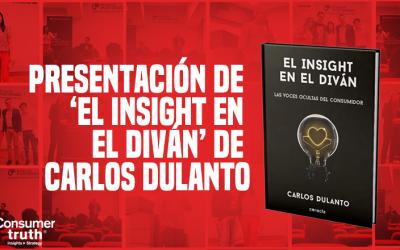 """Presentación de """"El Insight en el Diván"""" de Carlos Dulanto"""