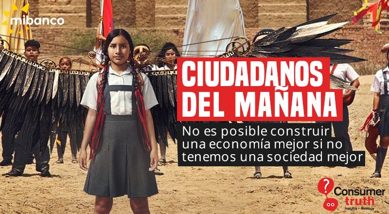 Ciudadanos del Mañana: No es posible construir una economía mejor si no tenemos una sociedad mejor