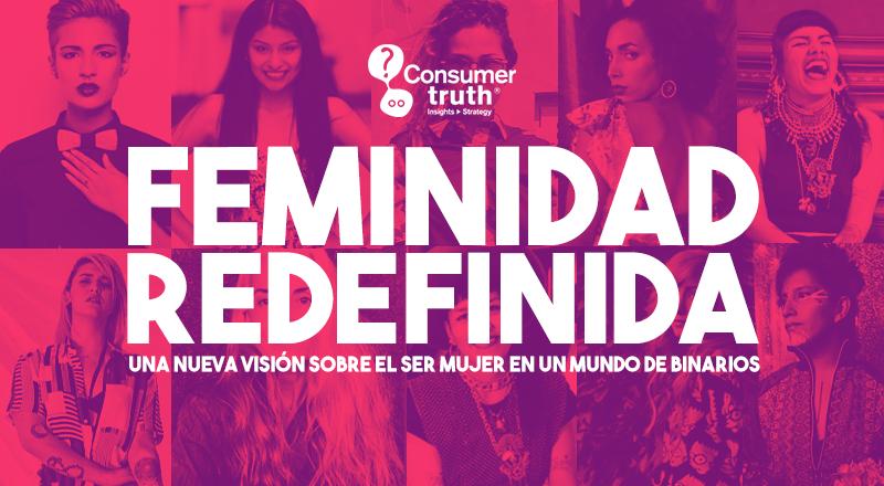 Feminidad Redefinida: una nueva visión sobre el ser MUJER en un mundo de Binarios