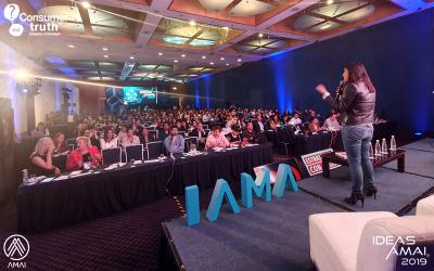 Consumer Truth participó en Congreso de Insights & Innovación «Ideas AMAI 2019 México»