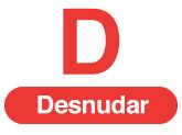 desnudar