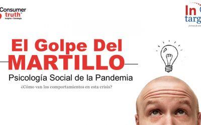 Publicación: El Golpe del Martillo – Psicología Social de la Pandemia ¿Cómo van los comportamientos en esta crisis?