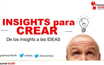 Reporte: Insights para Crear