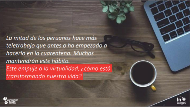 insights cuarentena teletrabajo