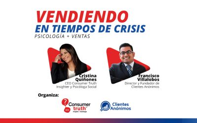Reporte: Vendiendo en Tiempos de Crisis