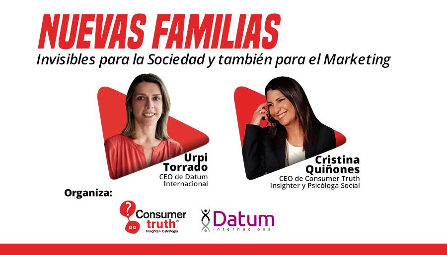 Nuevas Familias: Invisibles para la Sociedad y también para el Marketing