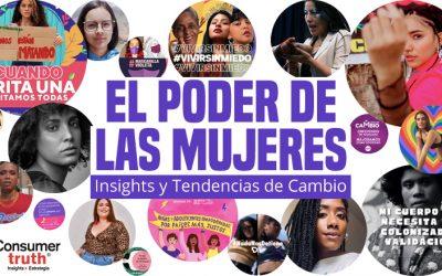 El Poder de las Mujeres: Insights y Tendencias de Cambio