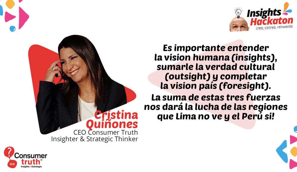 Cristina Quinones