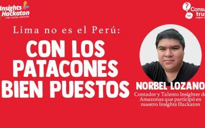 Lima no es el Perú: Con los patacones bien puestos